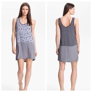 JOIE Silk Mini Shift Dress